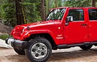 2016 Jeep Wrangler Safety | Armstrong Dodge