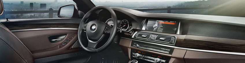 Bavaria BMW 3 series interior