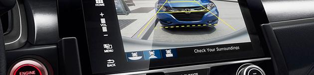 Brantford-Honda-2016-honda-civic-technology