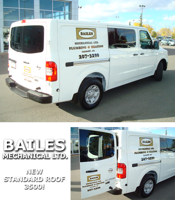 Bailes Mechanical Nissan Commercial Vehicle