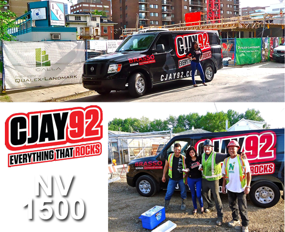 CJay92 Nissan Commercial Vehicle