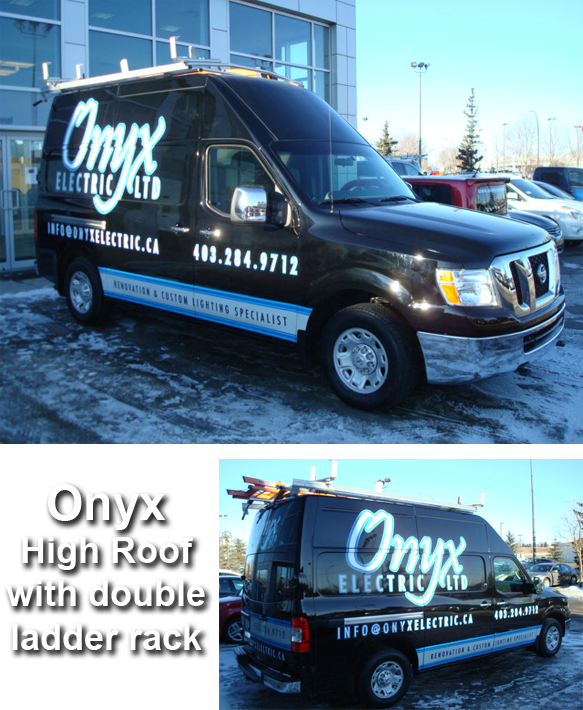 Onyx Electric Nissan Commercial Vehicles