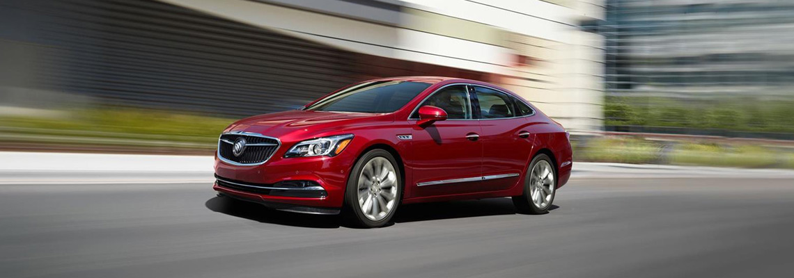 2018 Buick Lacrosse at Buist Motor Products