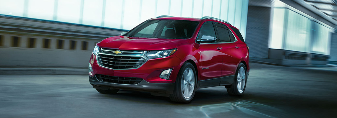 2018 Chevrolet Equinox at Buist Motor Products