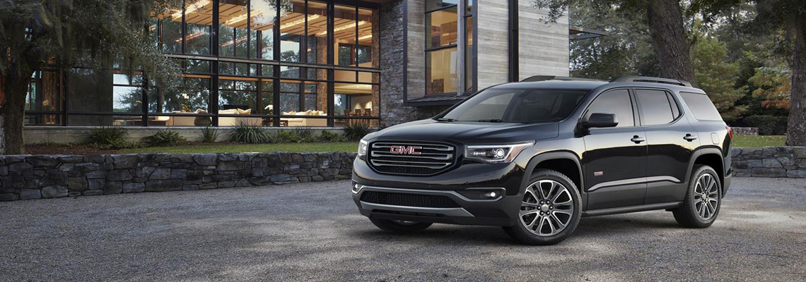 2018 GMC Acadia at Buist Motor Products