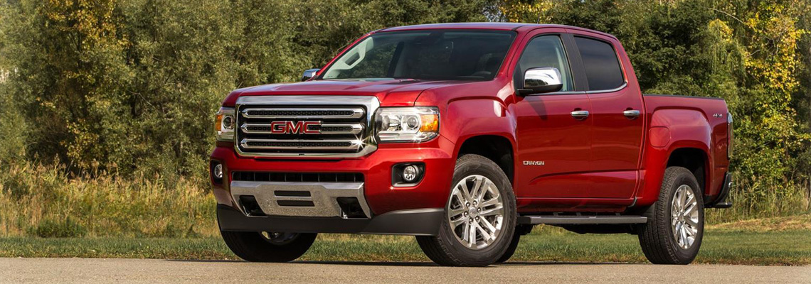 2018 GMC Canyon at Buist Motor Products