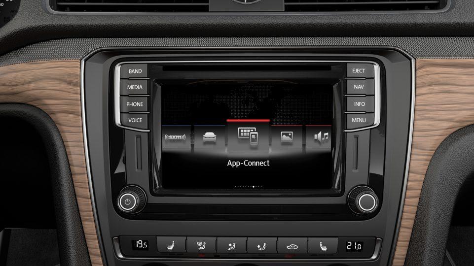 Volkswagen Passat App Connect