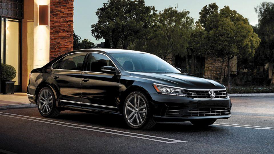 Volkswagen Passat Chrome
