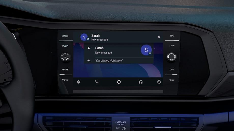 Volkswagen Jetta 2019 App Connect