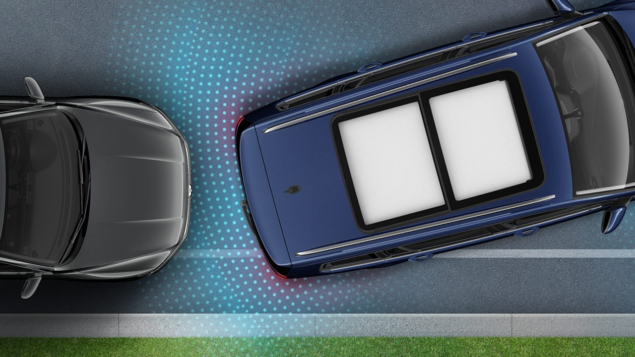Golf Sportwagen Park Distance Control