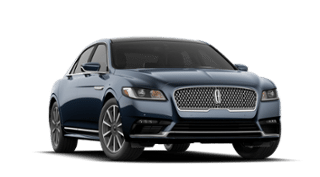 Lincoln Model Car