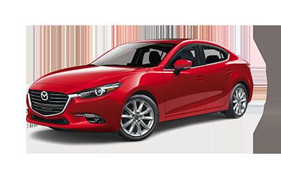Mazda Model Sedan 001