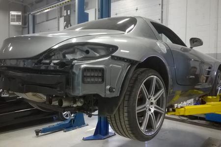 vehicle collision repair laval