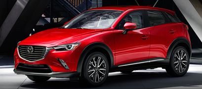 Mazda CX-3 Safety Ratings