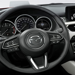 Chatham Mazda 2017-mazda6-interior