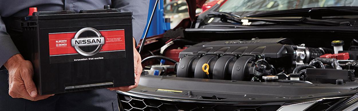 Nissan Auto Parts