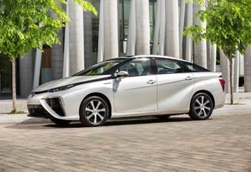 Toyota Electric vehicle model