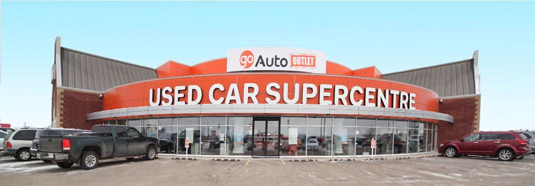 Go Auto Outlet Edmonton International