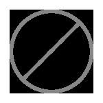 No Extra Fees Dollar Sign Icon