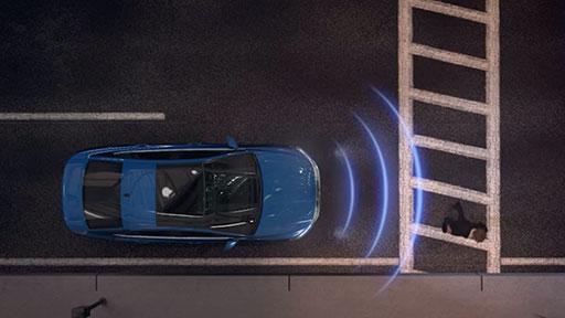 Available Front Assist – Autonomous Emergency Braking