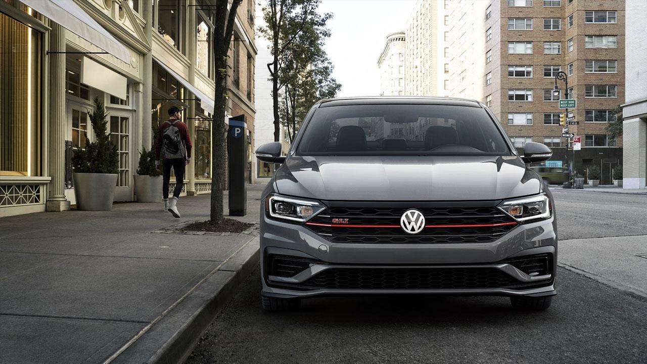 2019 VW Jetta GLI - GLI Aerodynamic Styling