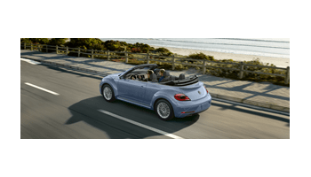 2019 Beetle Convertible Test Drive