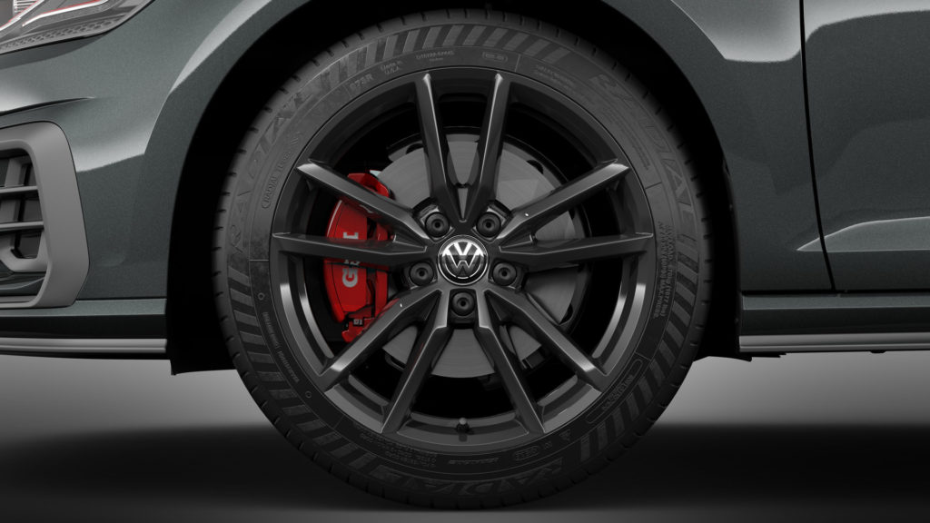 2019 Golf GTI Wheels