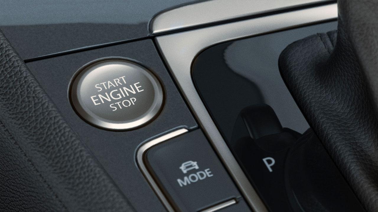 2019 VW Golf Hatchback - KESSY keyless access