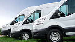 Ford Transit Fleet Vans