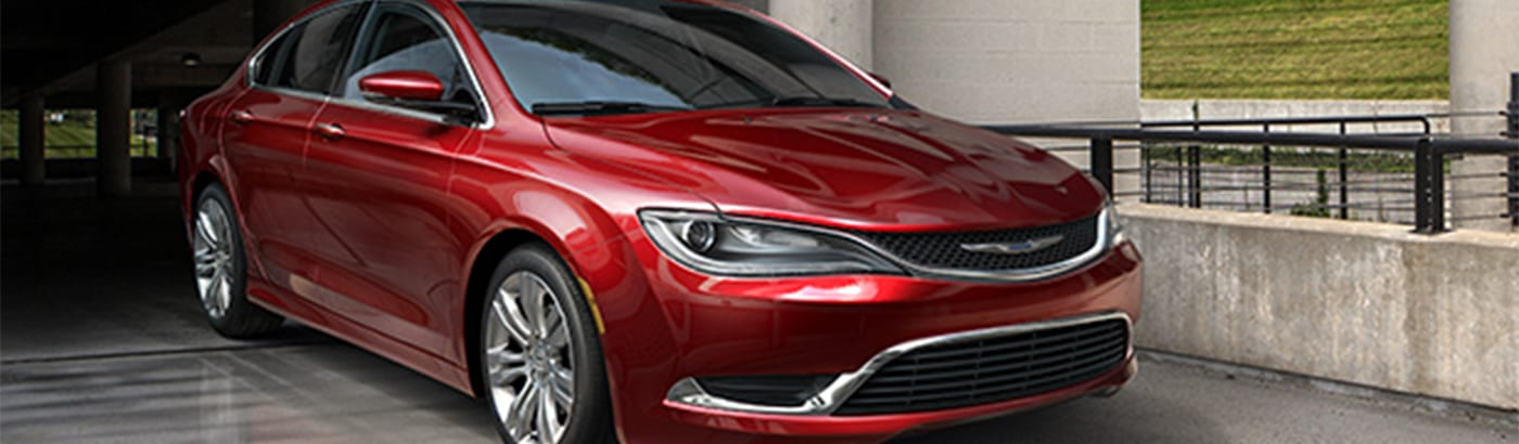 2016 Chrysler 200 model