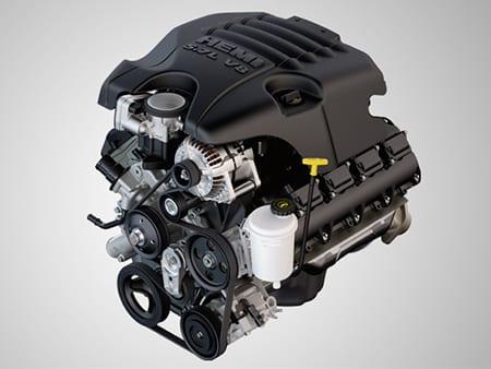 2016 Ram 2500 Engine
