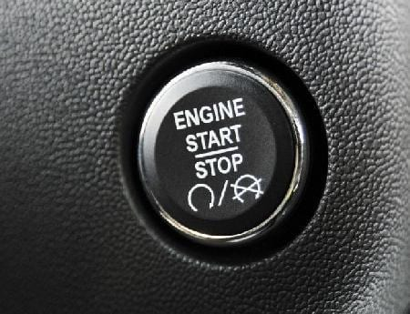 Dodge Challenger Keyless Entry