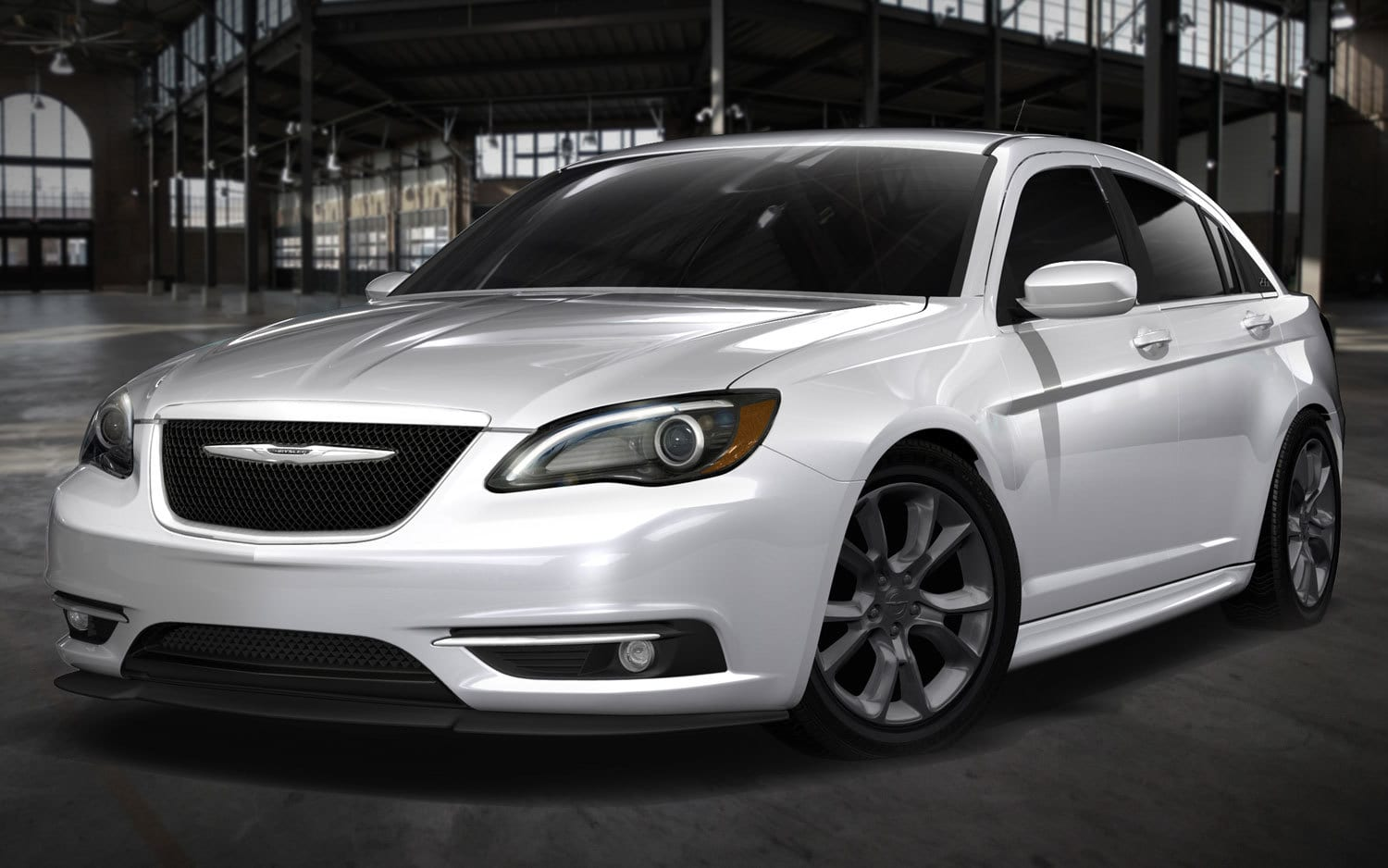 Used Chrysler 200 model