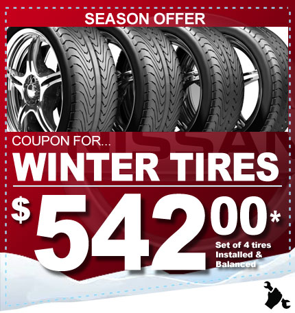 winter tires coupon