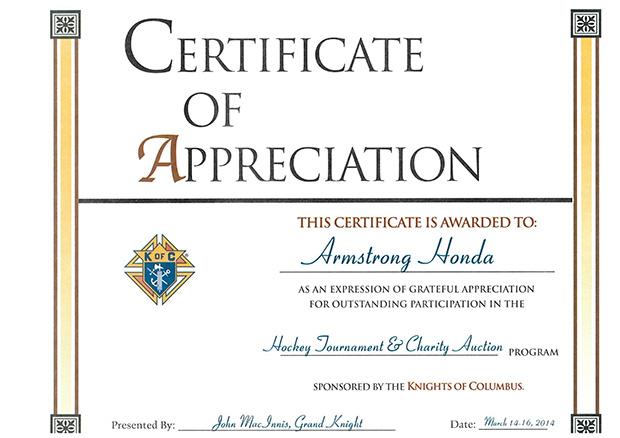 honda-certificate
