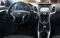 2016 Hyundai Elantra interior in Muskoka, Ontario