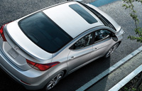 2016 Hyundai Elantra Exterior design and style in Muskoka, Ontario