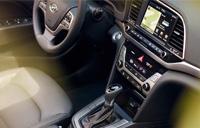 2017 Hyundai Elantra Interior