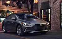 2017 Hyundai Elantra Safety