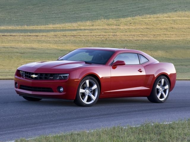 used Chevrolet Camaro model