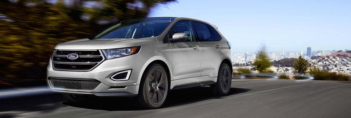 2018 Ford Edge model in Langenburg, SK