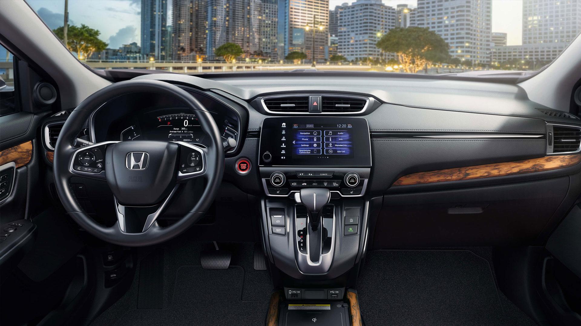20202 Honda Crv Interior