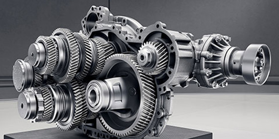 2018 Mercedes-Benz GLA model transmission