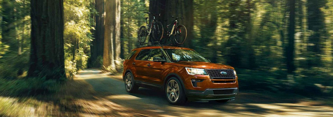2018 Ford Explorer at Mosher Motors