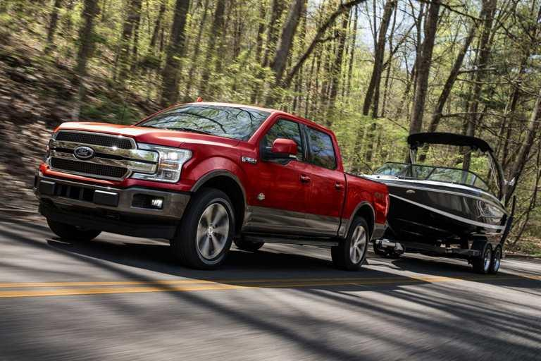 Ford F-150 Best in Class Towing