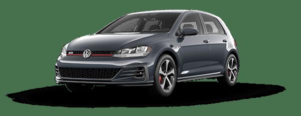 2018 Golf GTI model