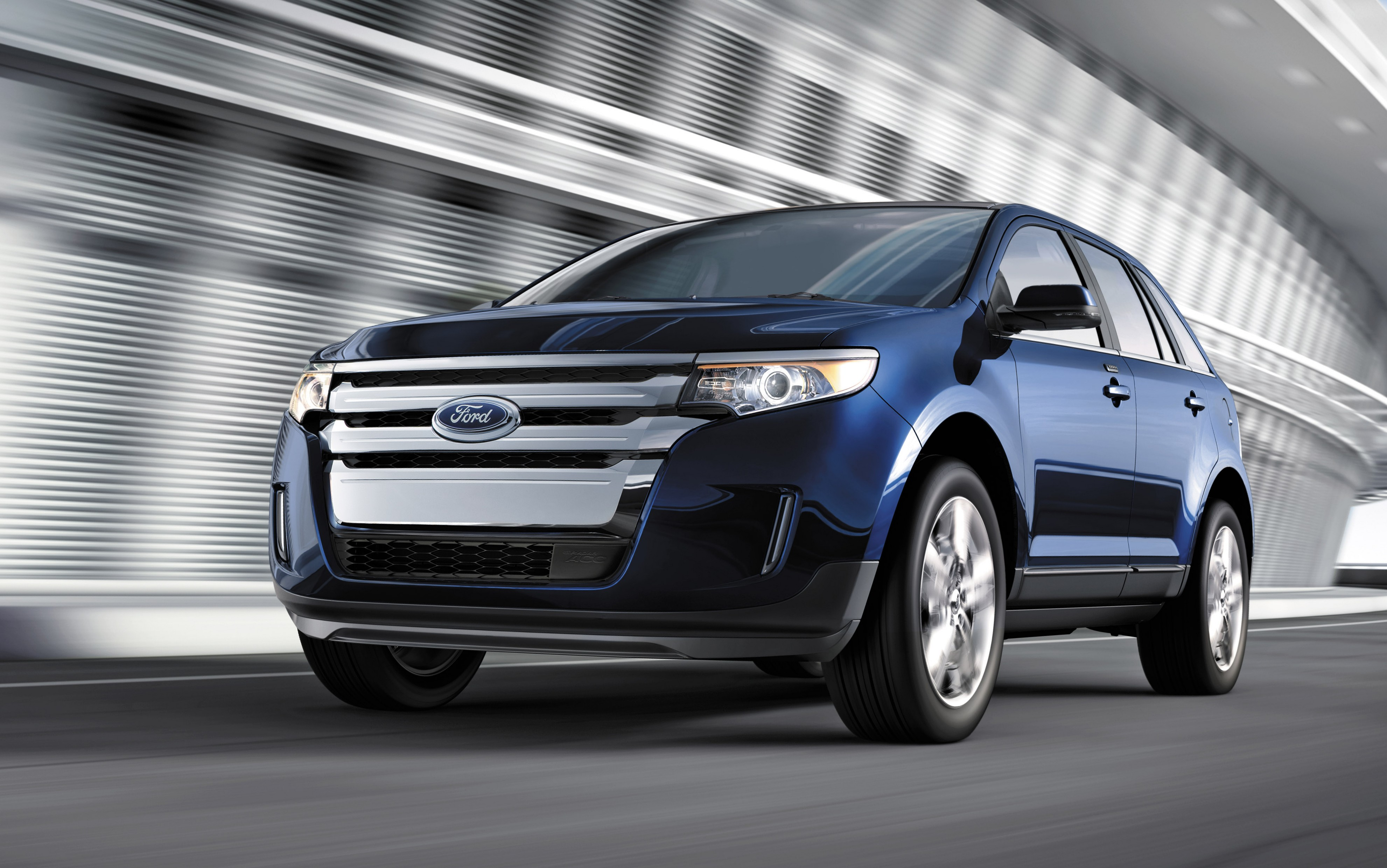 2014 Ford Vehicle Safety