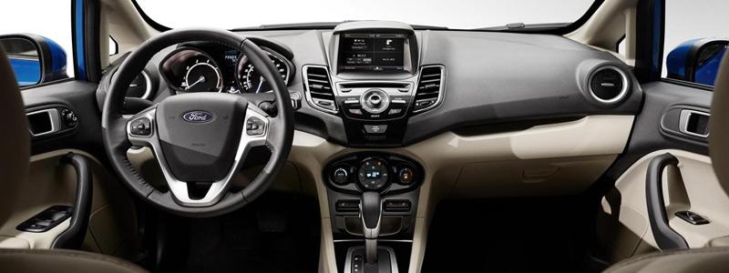 2014 Ford Fiesta Interior Oakville