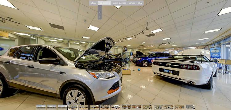 Oakville Ford Dealership