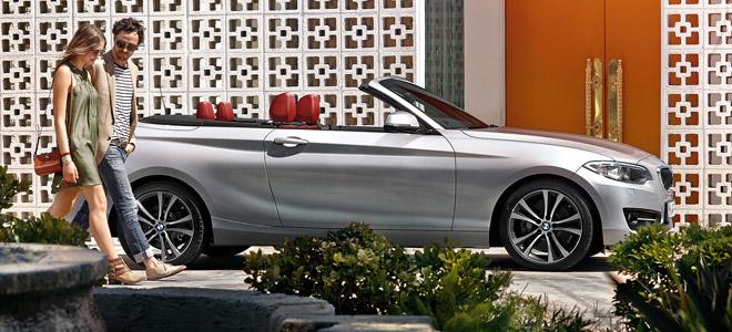 2018 BMW 2 Series Cabriolet